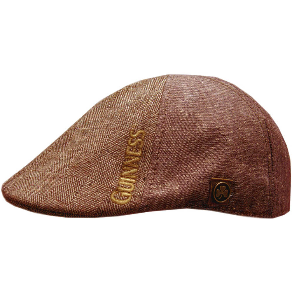 Brown Guinness Ivy Cap - Irish Caps USA c5009d2bc7b