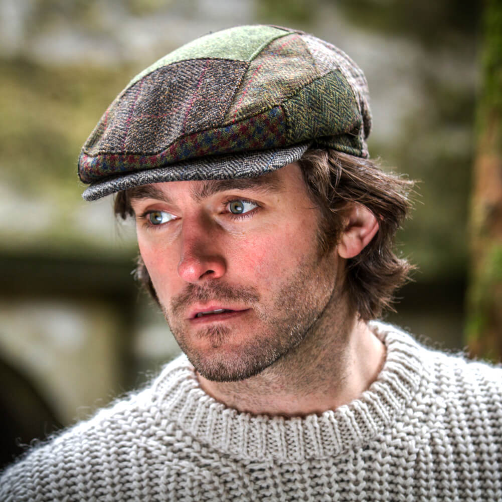 a34d813933f83 Irish Flat Cap - Traditional - Irish Caps USA