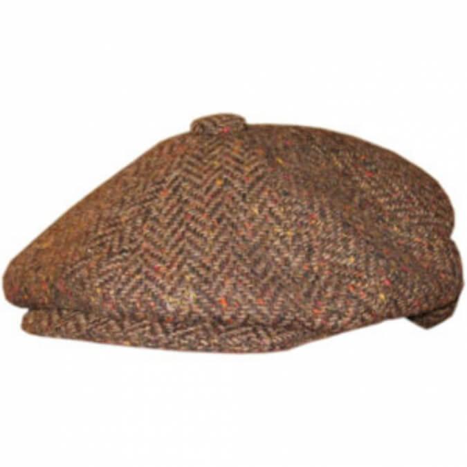 Newsboy cap dark brown irish caps usa