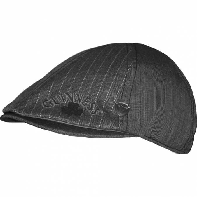1fd2bbe77b17b Flat Cap - Guinness Gray - Irish Caps USA